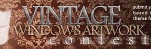 Vintage Artwork Banner