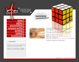 Corporate Web Template 1 by mangion
