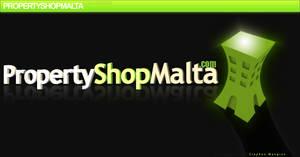 PropertyShopMalta LogoArt v.2