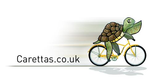 Carettas Logo by mangion
