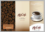 McCafe Menu design _FRONT