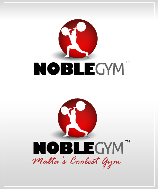 fitness gym logo by mangion   523 625 gym logos