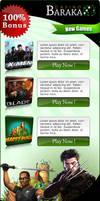 Marvel Games Email Design