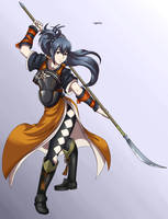 Oboro - Fire Emblem Fates by AGGELIOSS