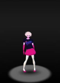 Pink Diamond in Mr Universe Tee