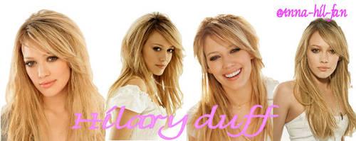 Hilary Duff Blend by anna-hil-fan