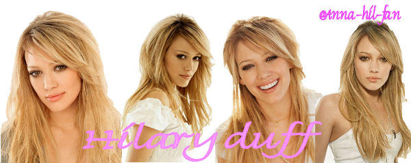 Hilary Duff Blend by anna-hil-fan