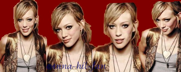 Hilary Duff Blend 1 by anna-hil-fan