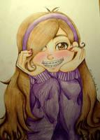 Mabel~! by MisiaPanda