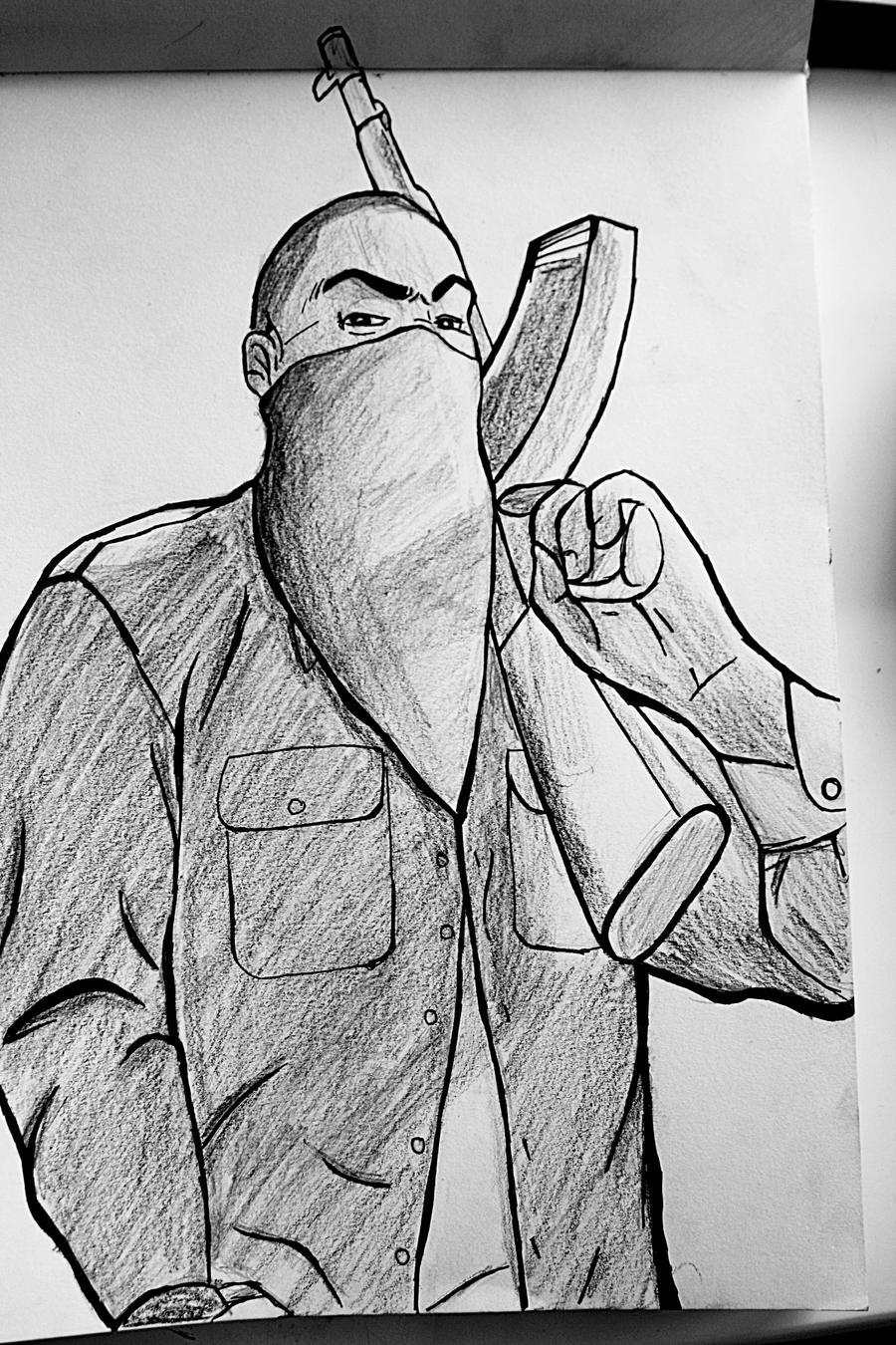 Крутые рисунки для пацанов карандашом легкие, открытка фото