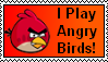 I play Angry Birds by Shadzmaster