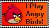 I play Angry Birds by Shadzmaster