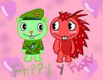 Flippy y Flaky