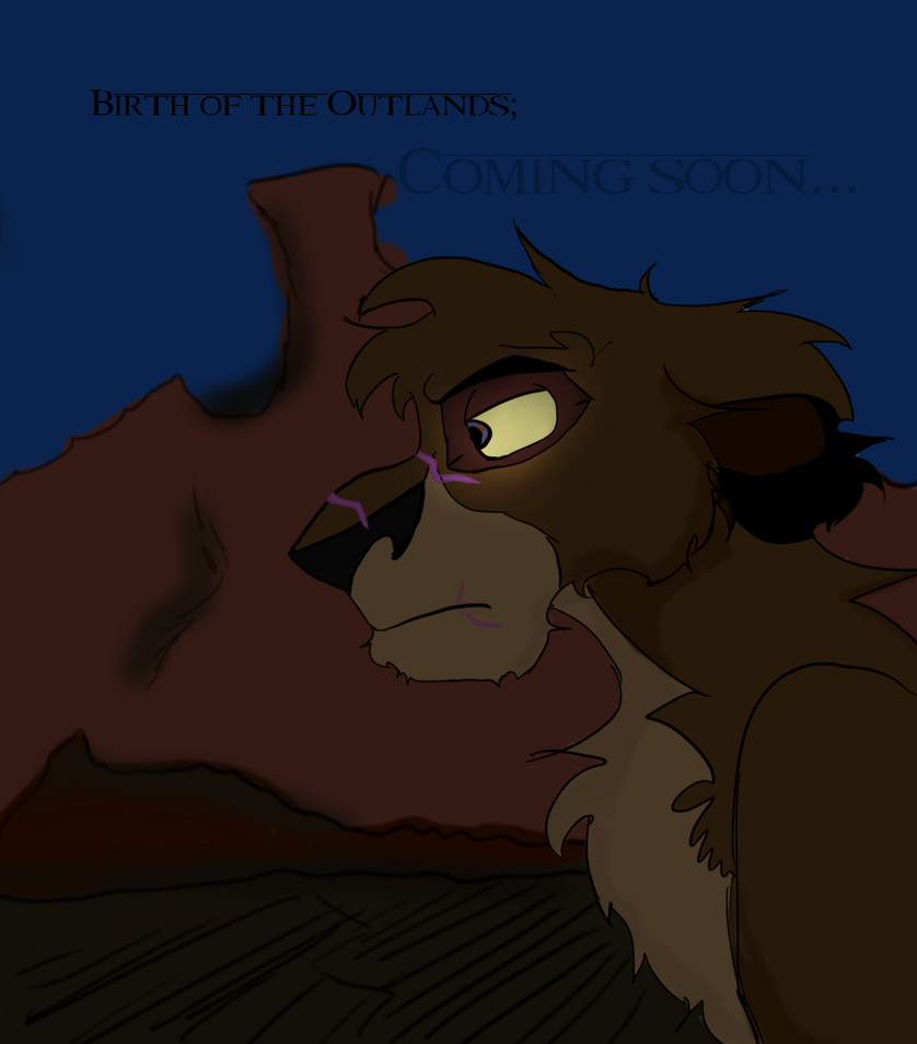 Birth of the Outlands- reboot. by NantheCowdog