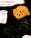 Birth of the Outlands Page 1 (Prologue) by NantheCowdog