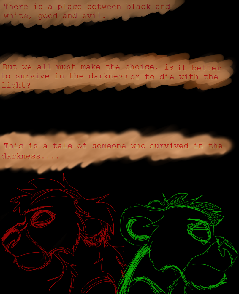 Birth of the Outlands Page 4 (Prologue) by NantheCowdog