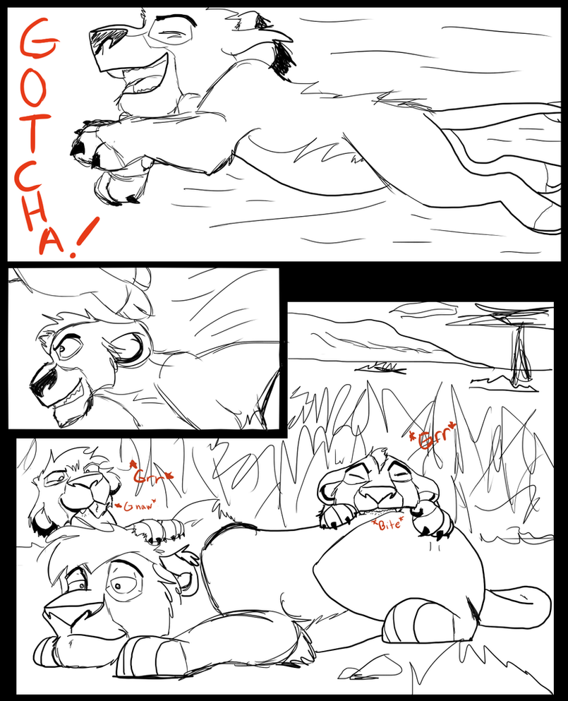 Birth of the Outlands Page 6 (Chapter One) by NantheCowdog