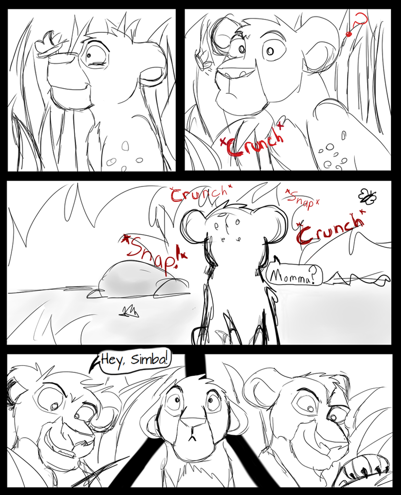 Birth of the Outlands Page 11 (Chapter One) by NantheCowdog