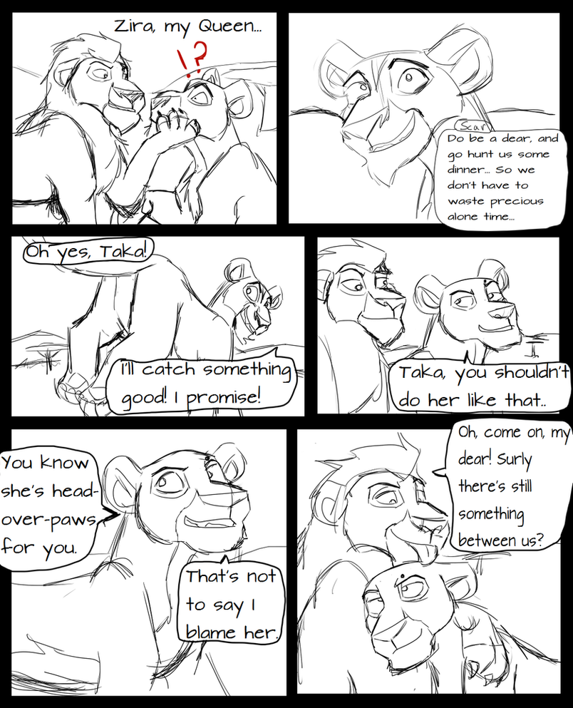 Birth of the Outlands Page 25(Chapter One) by NantheCowdog
