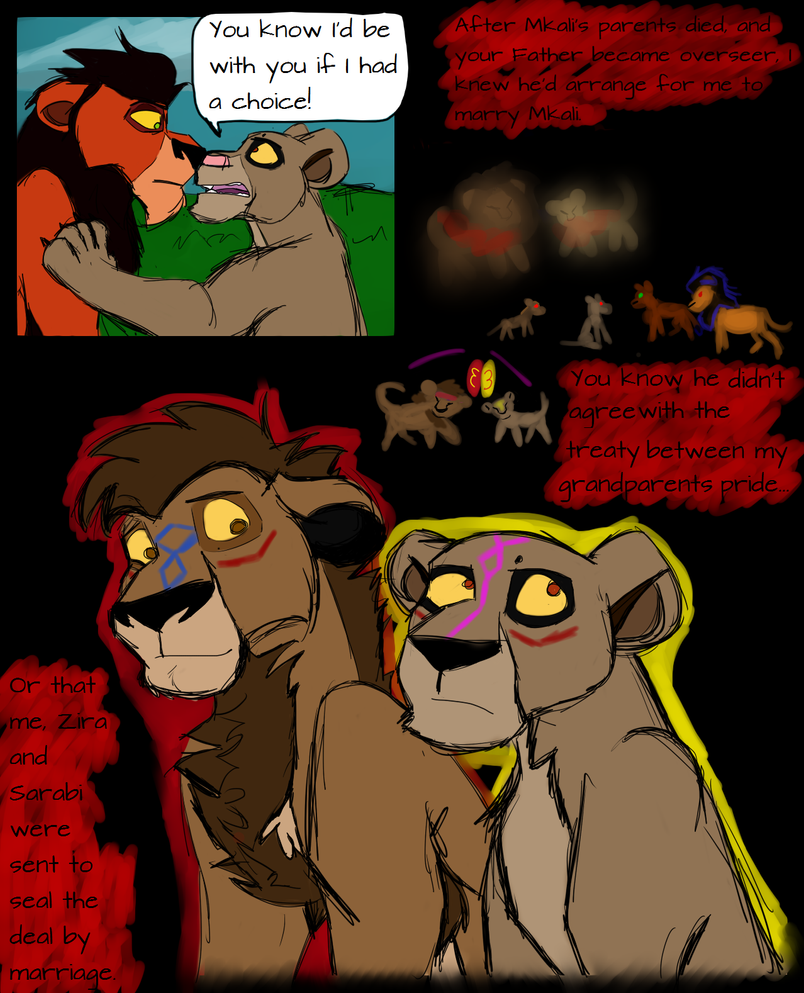 Birth of the Outlands Page 26(Chapter One) by NantheCowdog