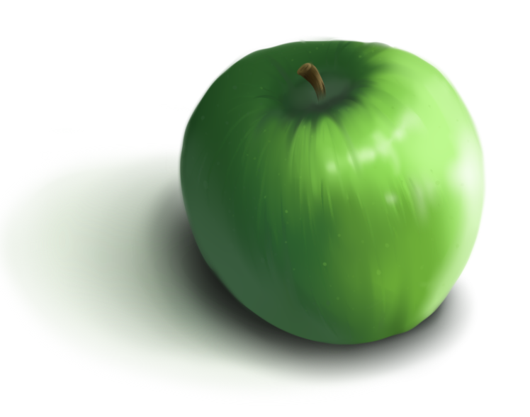 Apple by RuuRuu-Chan