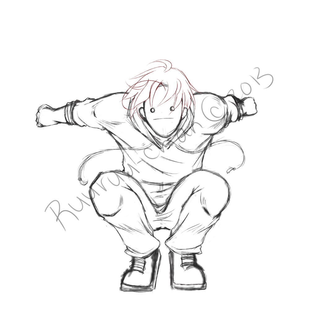 crouching pose reference view topic diamonds chicken