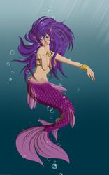 Underwater Melody by RuuRuu-Chan