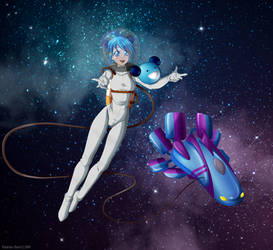 Umi and Woo by RuuRuu-Chan