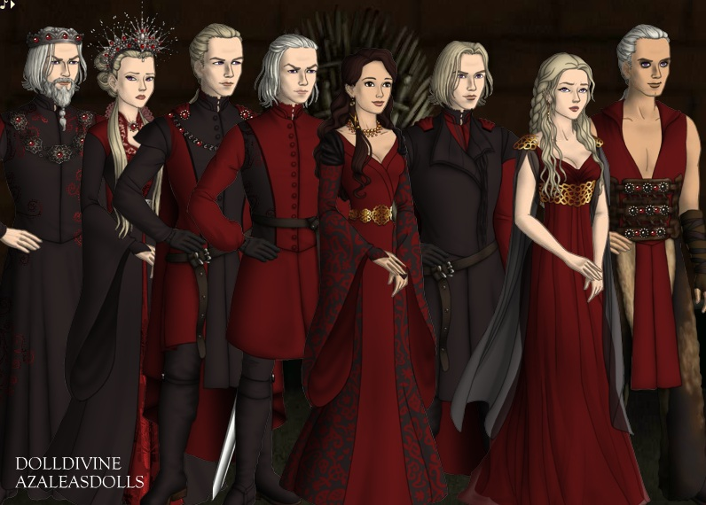 Targaryen by Lenore08 on DeviantArt