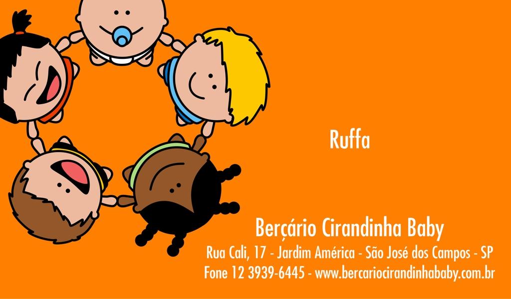 Cirandinha Baby Business Card by LGRuffa on DeviantArt