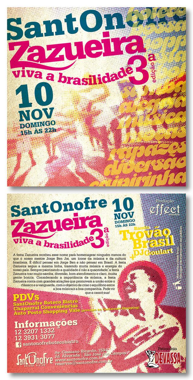 Zazueira 3 SantOnofre by LGRuffa