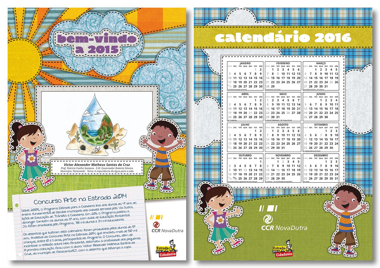CCR NovaDutra 2015 Calendar (1/7) by LGRuffa