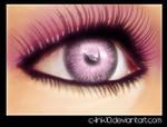 Pink eye..