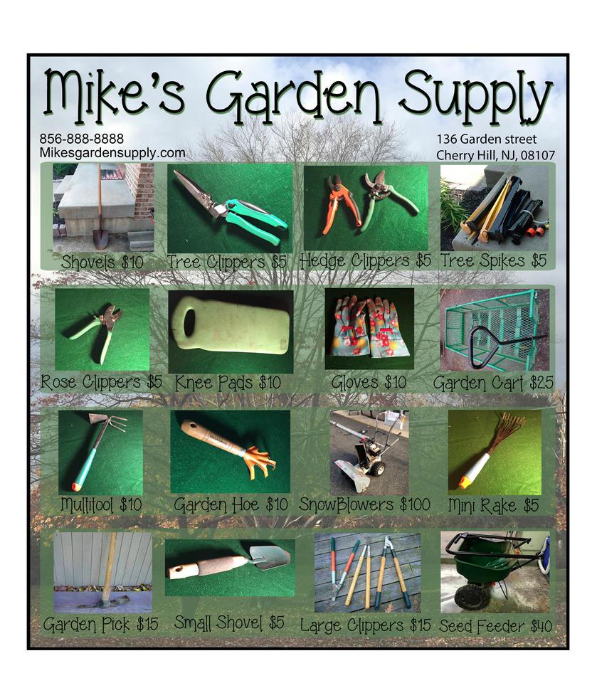 Mikeu0027s Garden Supply Store Newspaper Ad By Miklbodillywork ...