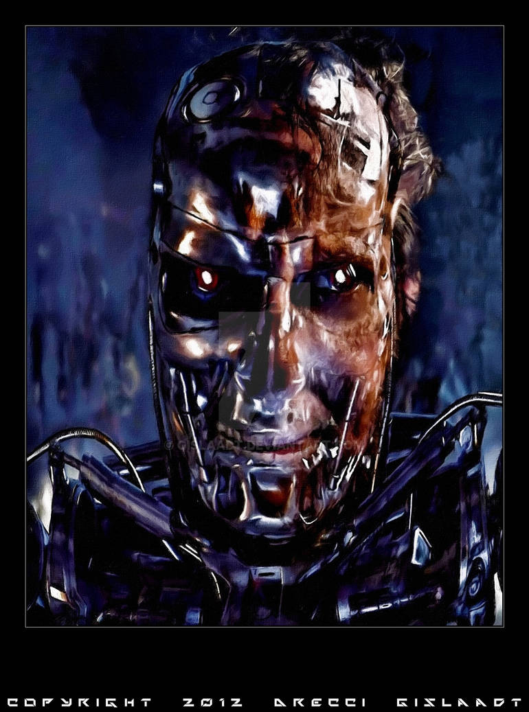 I Am A Cyborg
