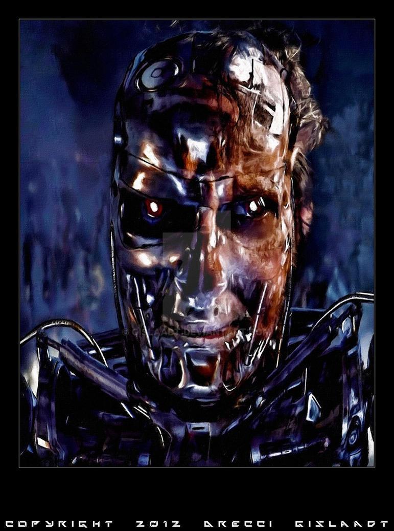 I Am A Cyborg by Gislaadt