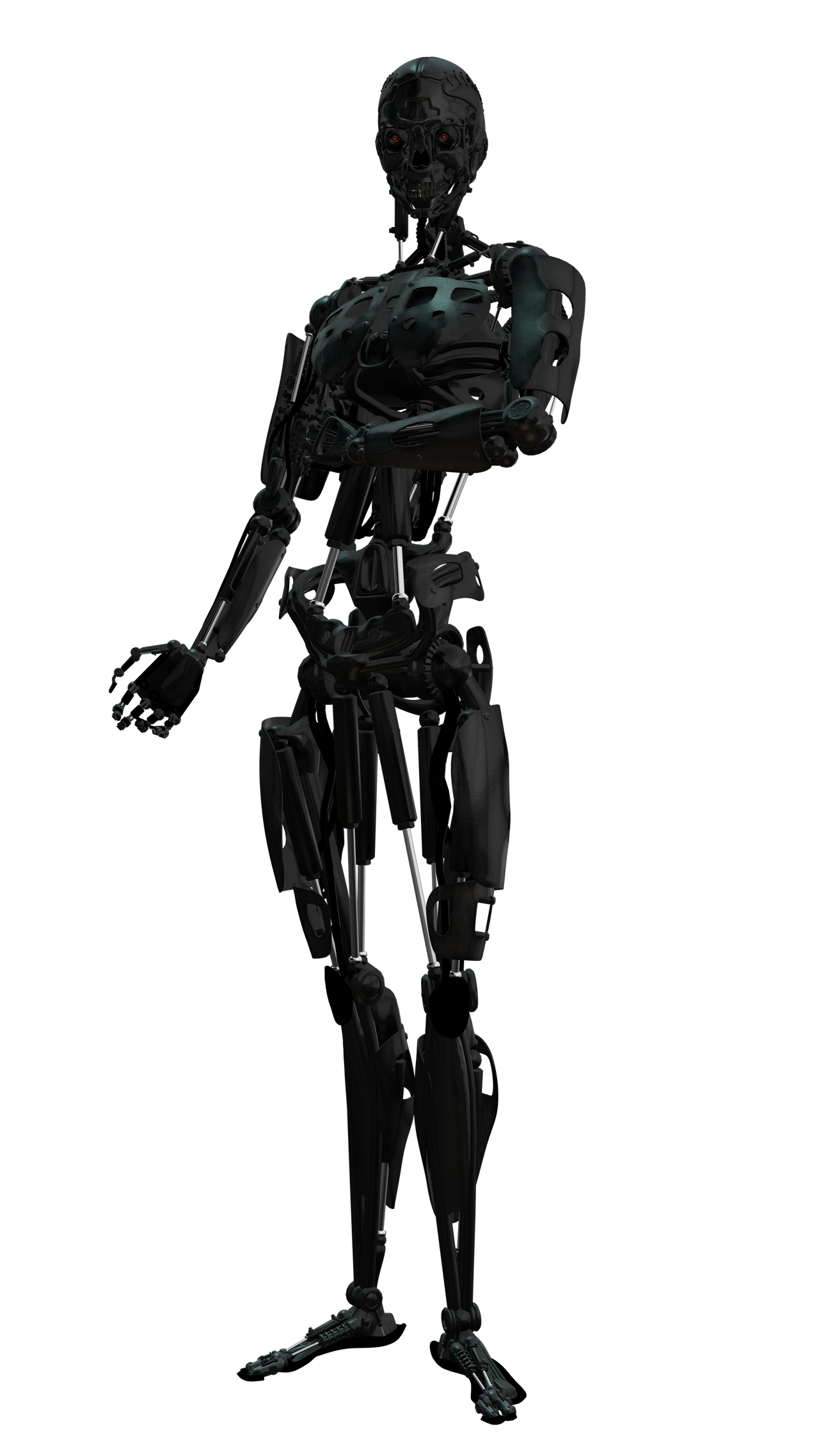 cyborg Dimitri