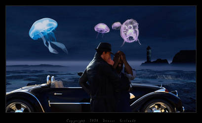 Come on Matt, Jellyfishes CANNOT fly !!!!