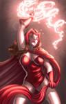 Scarlet Witch  scarlet hex