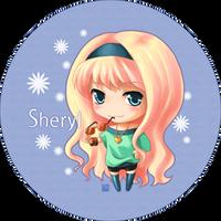 Macross Frontier: Sheryl by linlilian