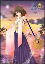 Yuna by linlilian