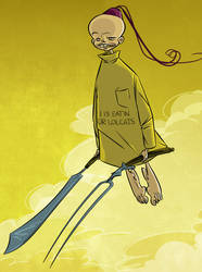 The Yellow Kid by mutleyjames