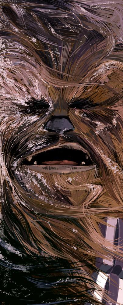 Chewbacca by mutleyjames