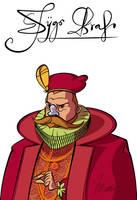 Tyco Brahe by mutleyjames