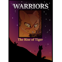 The Rise of Tiger Cover