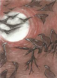 My version of Hokusai artwork by Amashirotsuki