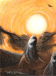 To the Sun by Amashirotsuki