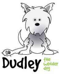 Dudley the Westie