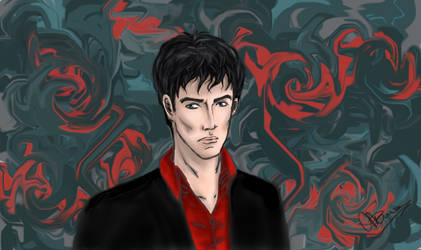 Dylan Dog by blakpink96