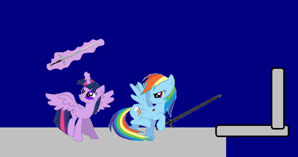 Rainbow Dash Vs Twilight Rainbow Dash And Twilight Sparkle R34